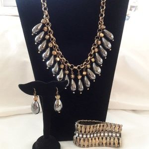 Chico's jewelry 3 pc. Jewelry set- nwt